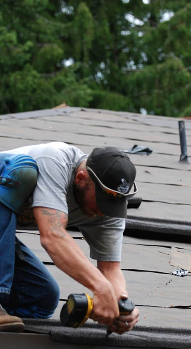 roof repair Albany GA